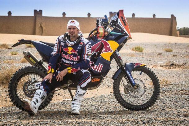 Favorito a vencer o Dakar em 2014