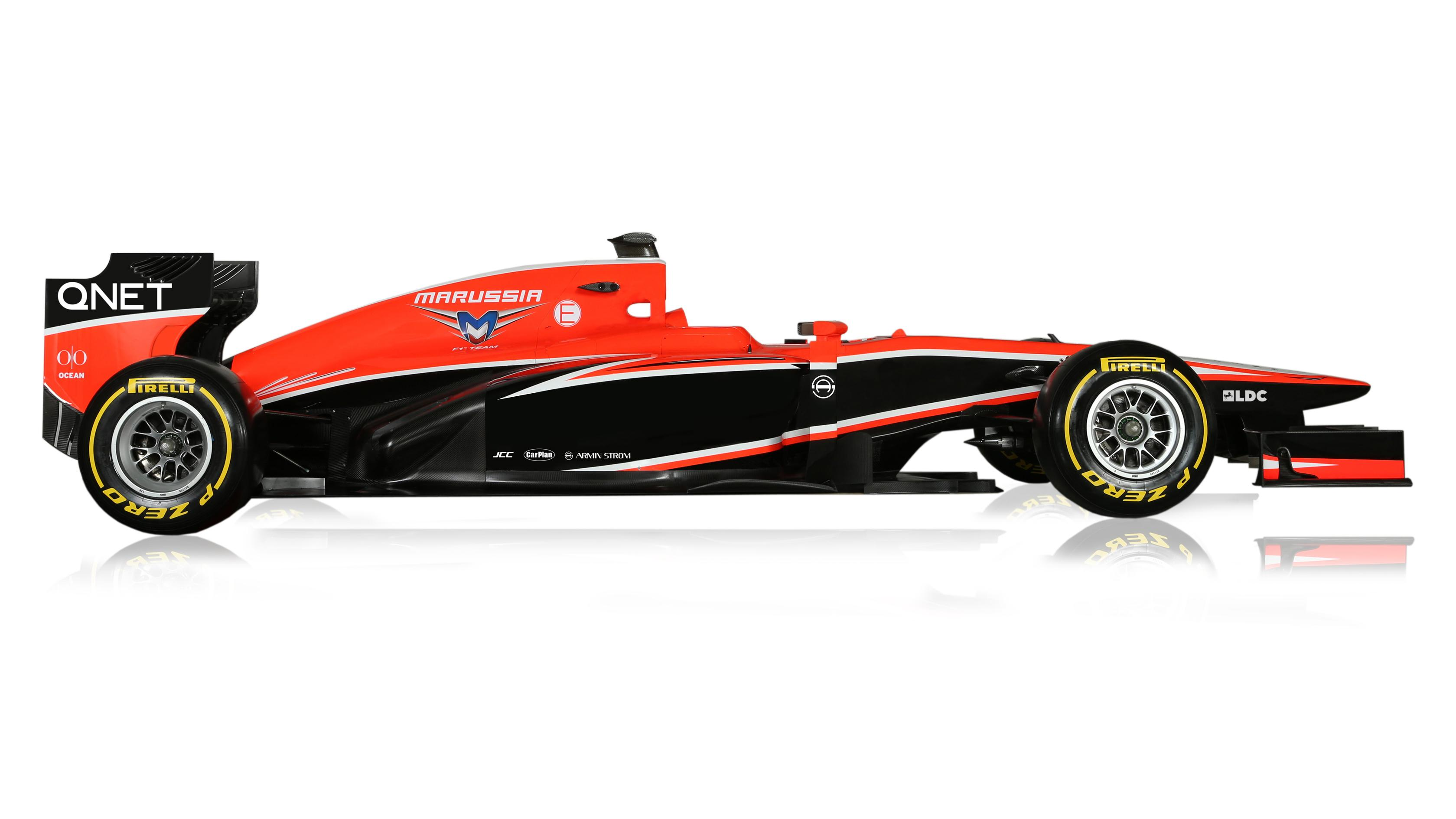 A Marussia de 2013