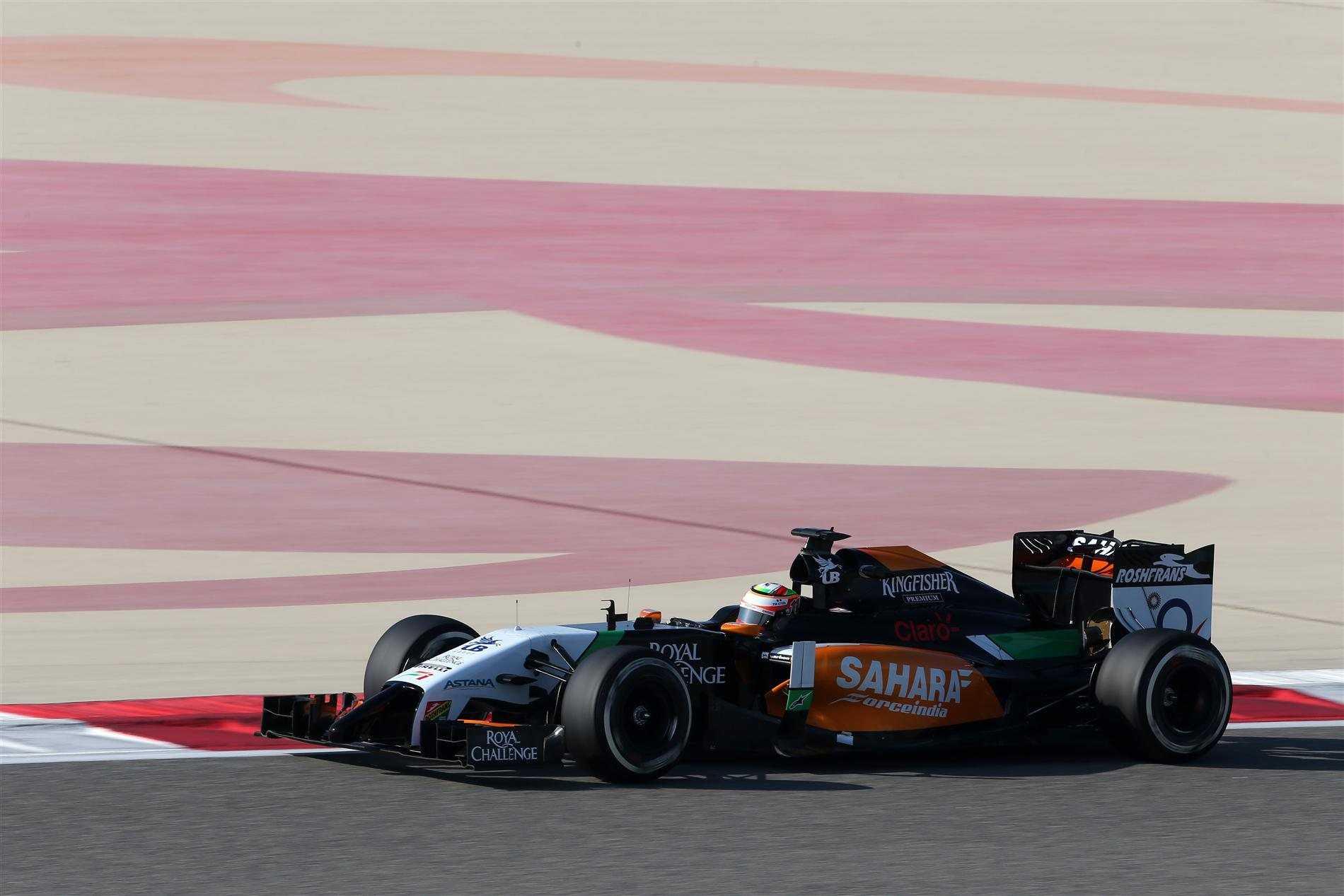 Sergio Perez - 11