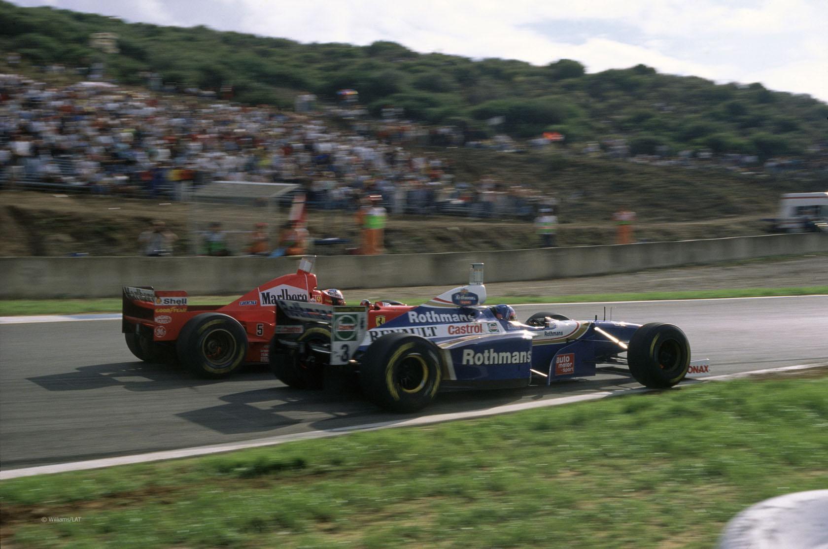 1997 European Grand Prix
