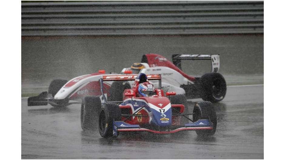 O Norueguês venceu a corrida sob chuva em Aragón