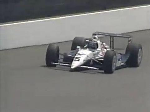 Al Unser jr. conquistou um importante 4ºlugar para o campeonato.