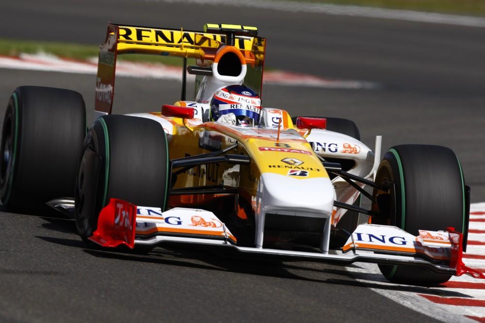 Grosjean foi muito mal julgado por tudo que houve em 2009 com ele na Renault.