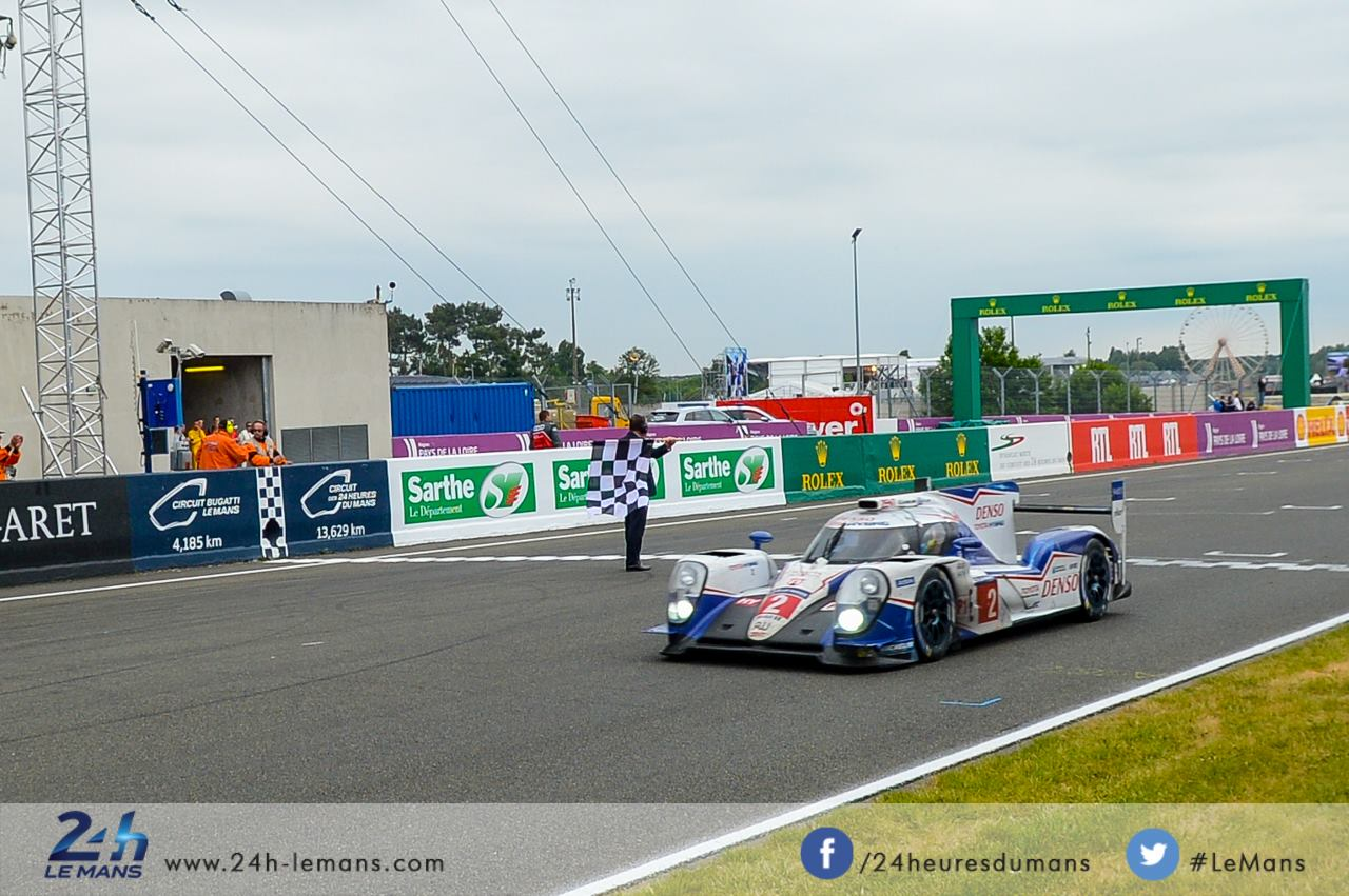Toyota Saí como grande derrotada de Le Mans