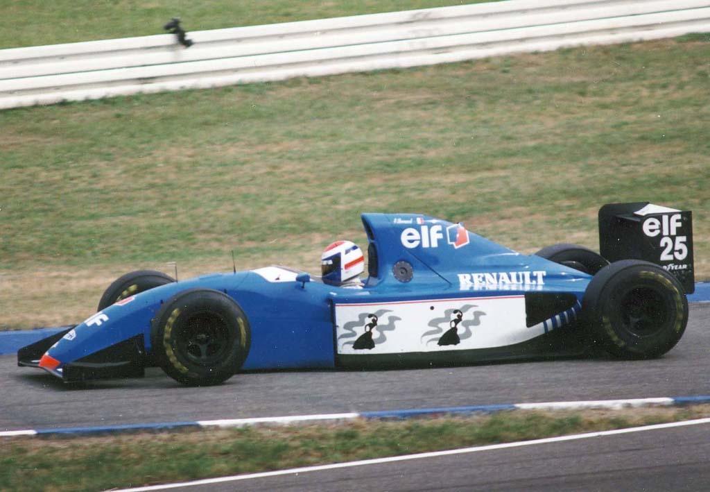 Corrida maravilhosa para a Ligier em Hockenheim