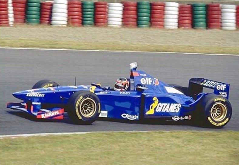 Suzuki nem correu em Suzuka