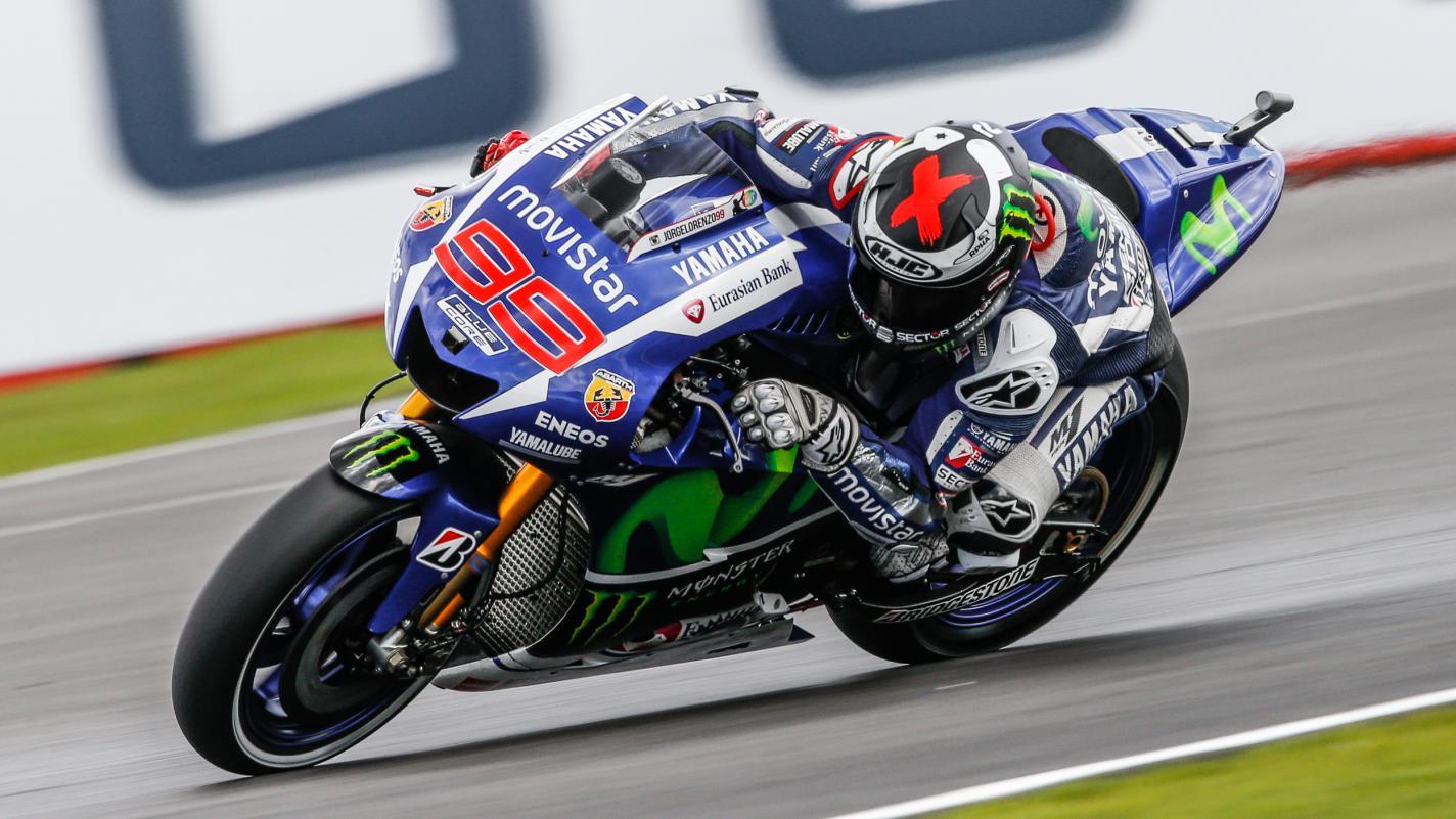 Rossi, se não correr o Lorenzo pega a ponta do campeonato!