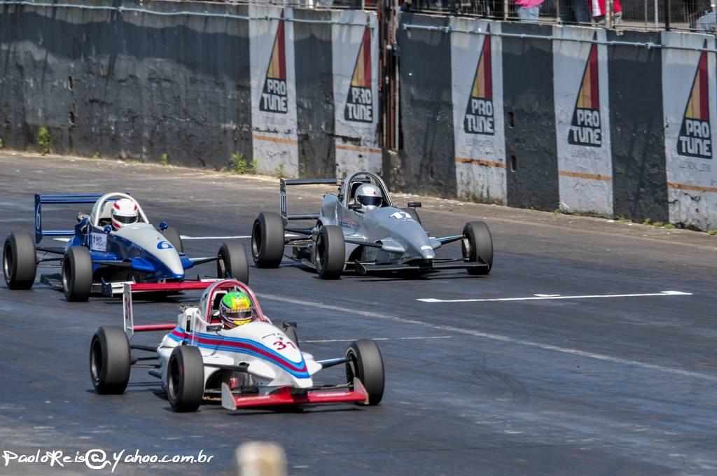 Matheus Rouver ficou em 3ºlugar no campeonato