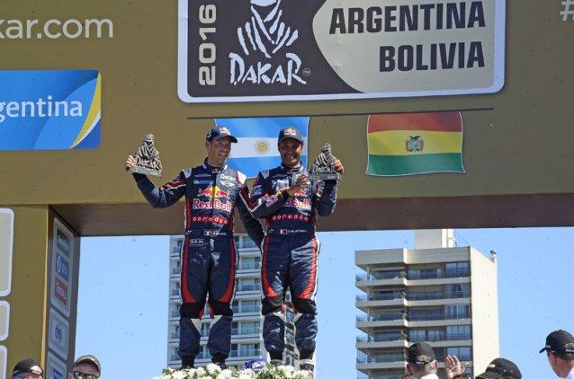 Dakar – Estágio Final de Juan Carlos Paz a Rosário ...