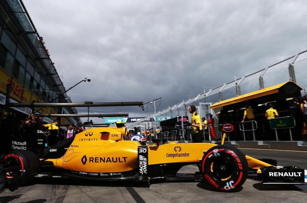 Renault fez o que estava ao seu alcance que era passar para o Q2.