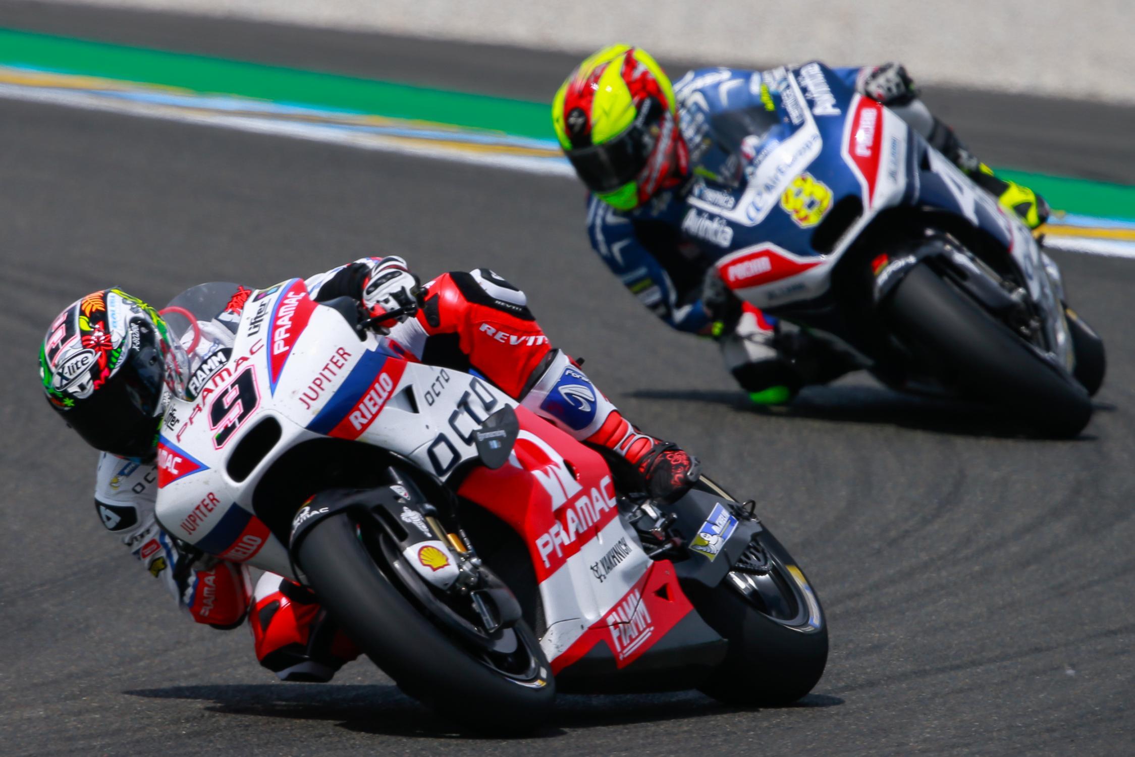 Petrucci é um dos nomes do final de semana em Le Mans