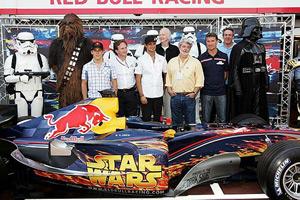 A Red Bull como conhecíamos em 2005 pelo seu jeito mais despojado e divertido esta morta.