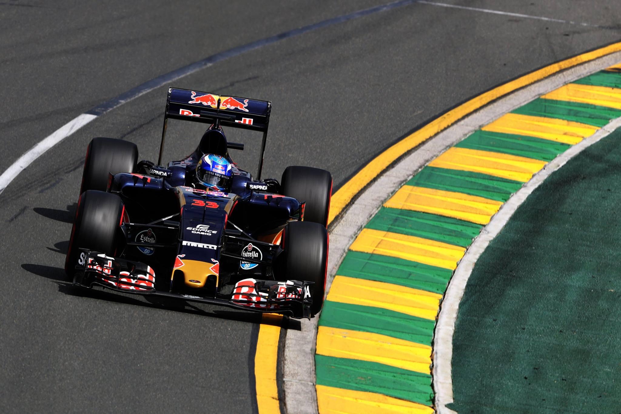 Verstappen esta verde demais para a Red Bull, sua passagem pode ser desastrosa em 2016.