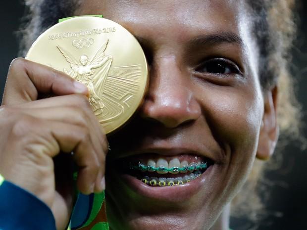 Rafaela Silva - Um exemplo de Superação para o Brasil