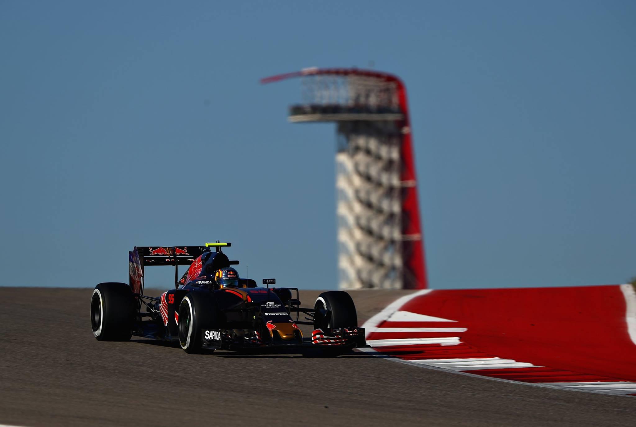 Final de semana muito positivo para Sainz jr.