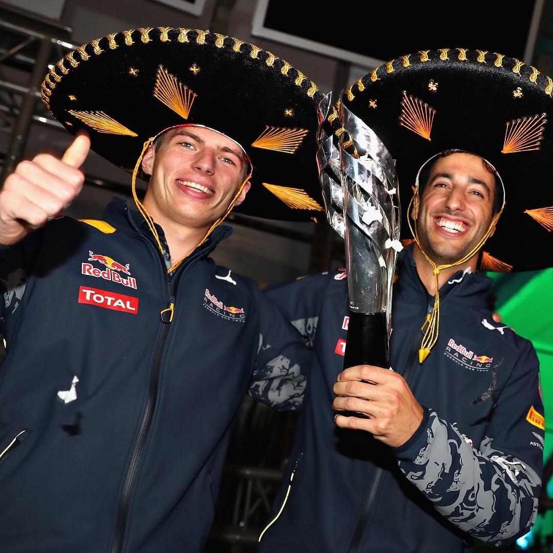 Pódio imerecido para Ricciardo